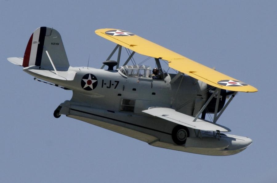 grumman-duck-in-flight